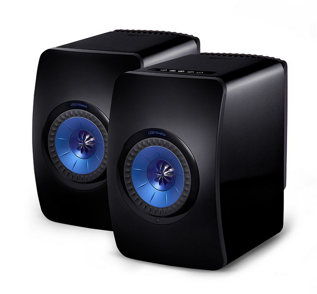 KEF LS50W - Powered Music System Speakers