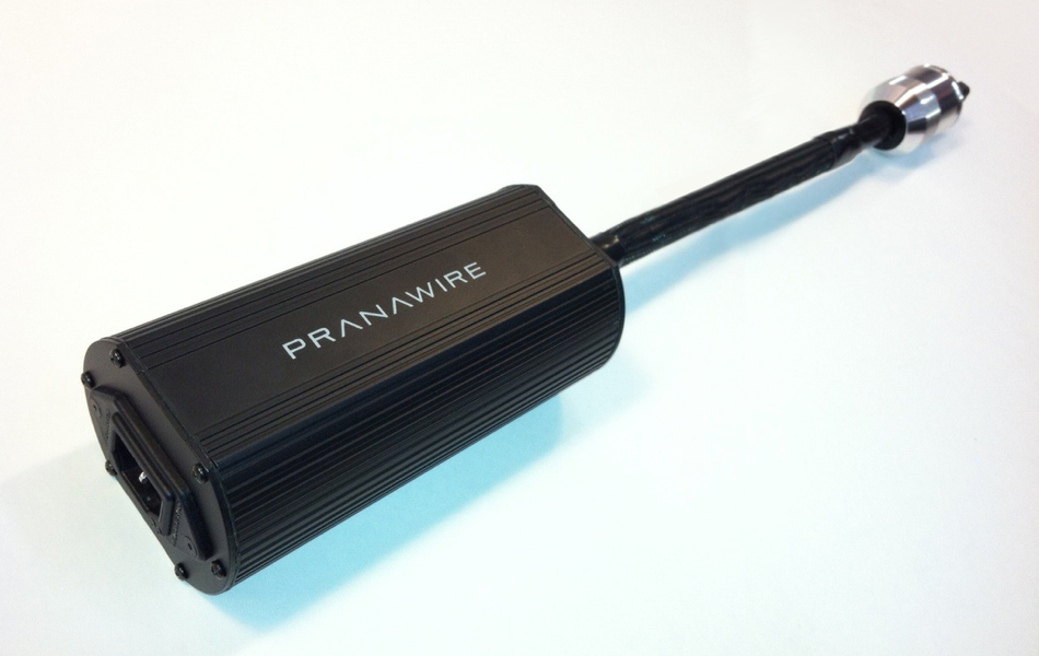 PranaWire Linebacker 2G  - Passive In line Power Filter w/built in Satori Power Cable