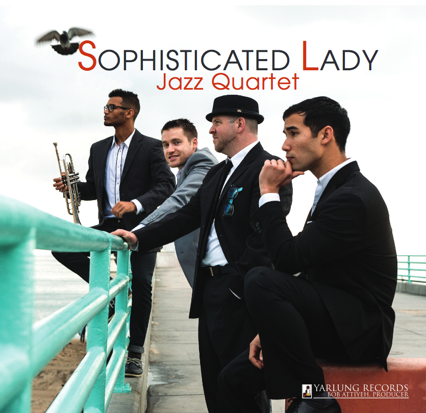 Yarlung Records Sophisticated Lady Jazz Quartet
