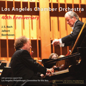 Yarlung Records - Lod Angeles Chamber Orchestra: 40th Anniversary