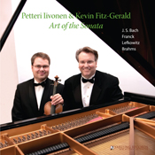 Yarlung Records - Petteri Iivonen, Kevin Fitz Gerarld - Art of the Sonata