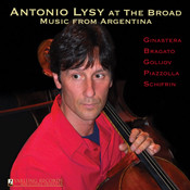 Yarliung Records - Antonio Lysy at The BroadMusic from Argentina