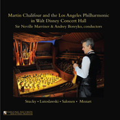 Yarlung Records - Martin Chalifor and the Los Angeles Philharmonic