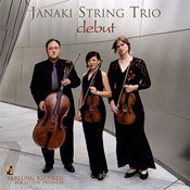 Yarlung Records - Janaki String Trio Debut
