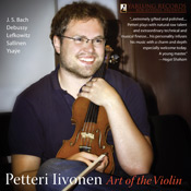 Yarlung Records - Peterri Ivinone, The Art of the Volin